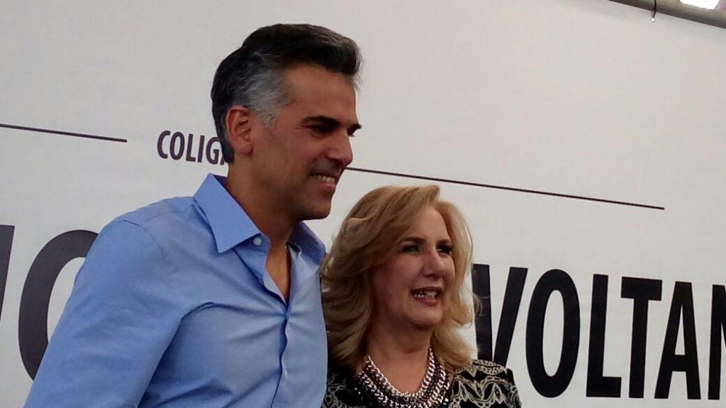 Gustavo Reis e Rita Bergamasco
