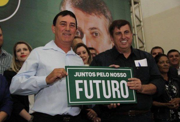 Convenção confirma dobradinha Capato e Zé Creme para reeleição em Artur Nogueira
