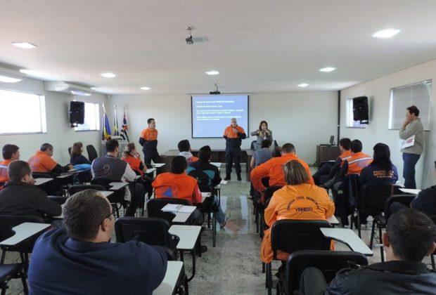 Artur Nogueira sedia reunião das Defesas Civis da RMC