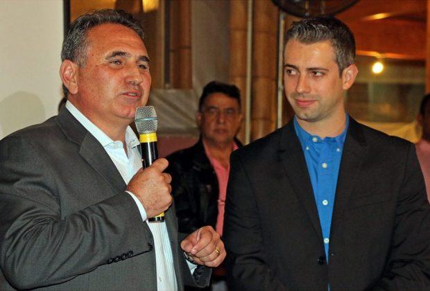 Dr. Fernando disputará reeleição com Fernando Capato como vice-prefeito