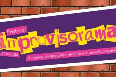 Festival Improvisorama oferece oficinas de improvisação teatral gratuitas para o público