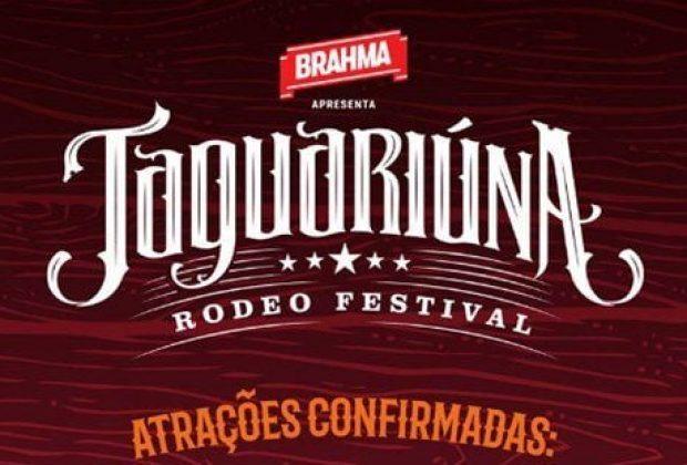 Lançamento do Jaguariúna Rodeo Festival terá Chitãozinho & Xororó e Bruno e Marrone