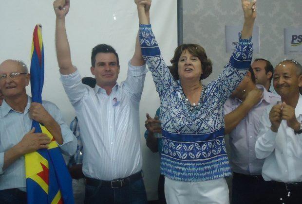 PSDB e coligados lançam candidatura de Ivan e Zezé da Saúde em Artur Nogueira