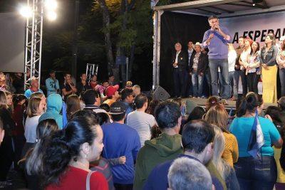 Os comícios da Coligação 'A Esperança está Voltando' conquista Jaguariúna