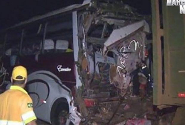 Acidente na SP-340 deixa 4 mortos e mais de 40 feridos