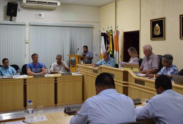 Câmara começa a analisar contas do Executivo do exercício 2012