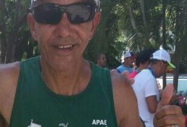 Atleta itapirense participa da Corrida Cooperatividade em Amparo