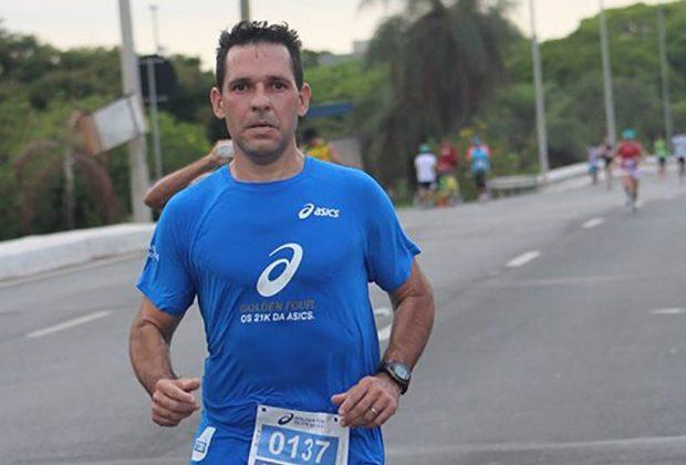 Maratonista de Artur Nogueira corre a Maratona de Curitiba neste domingo