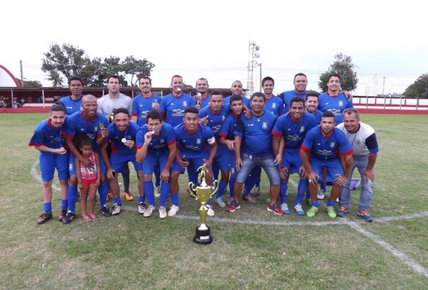 Furacão Baiano é o vencedor do Campeonato Municipal de Futebol Amador 2016