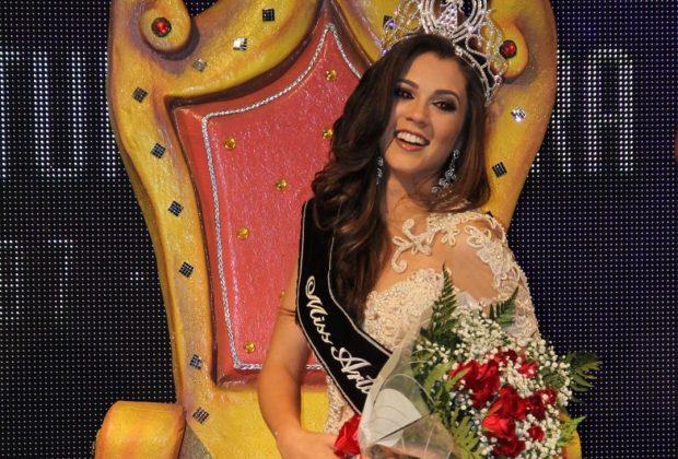 Natalia Pabliane é eleita a 20ª Miss Artur Nogueira