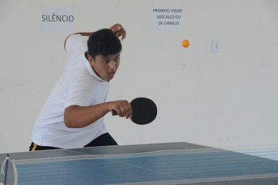 Amparo terá o 1º Torneio Aberto de Tênis de Mesa