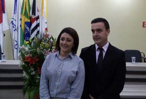 Prefeita, vice-prefeito e vereadores eleitos são diplomados em Estiva Gerbi