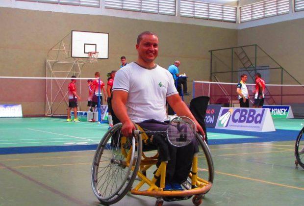 Atleta possense de Parabadminton conquista três medalhas na Colômbia