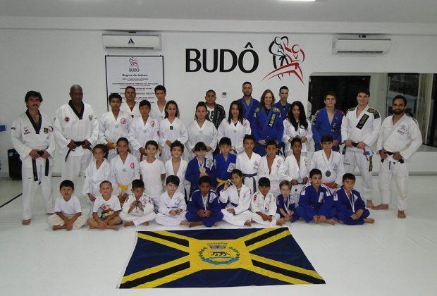 Jaguariunenses conquistam medalhas no judô