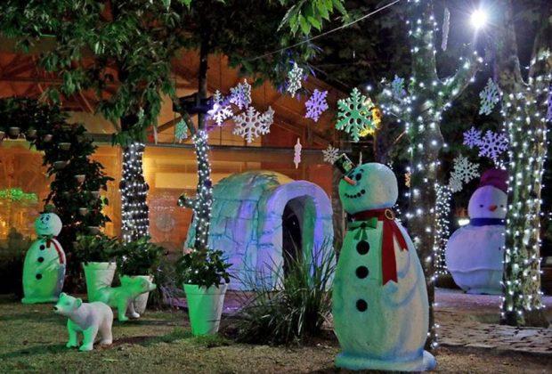 Programação do Natal em Holambra continua neste final de semana