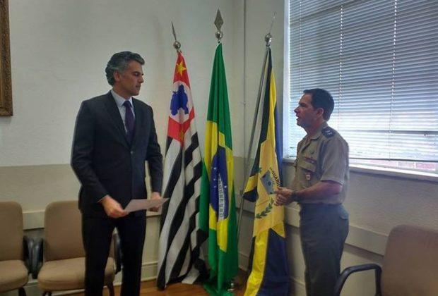 Junta do Serviço Militar nomeia Gustavo Reis como presidente