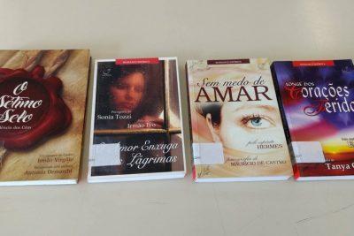 Biblioteca Municipal adquiriu novos livros para este mês de janeiro
