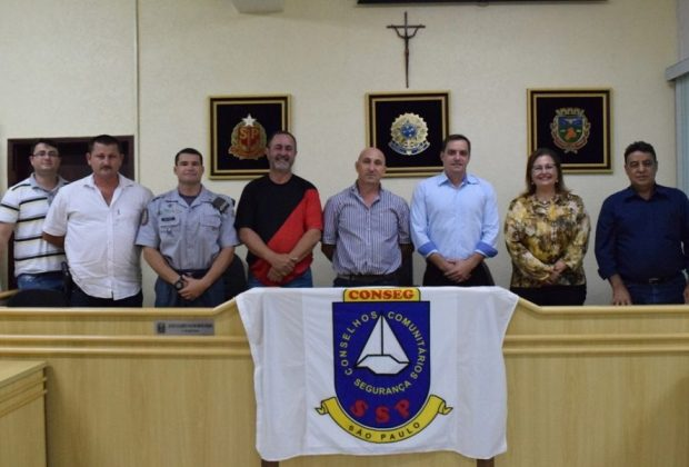 Câmara recebe primeira reunião do Conseg de 2017