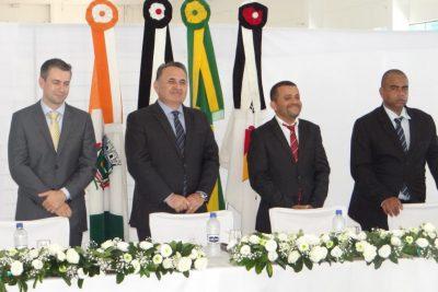 Sessão Solene de Posse de prefeito e vereadores é realizada em Holambra