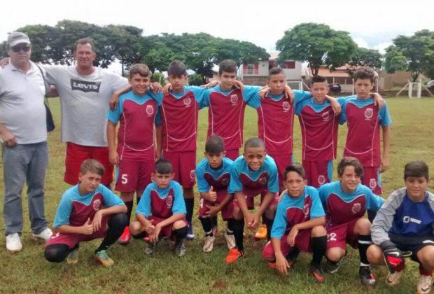 Clubes de sete cidades da região disputam Copinha em Holambra