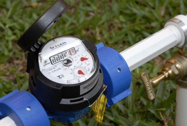 Substituição de hidrômetros garante mais precisão em medições