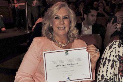 Vice-prefeita, Rita Bergamasco fala sobre os desafios da nova gestão