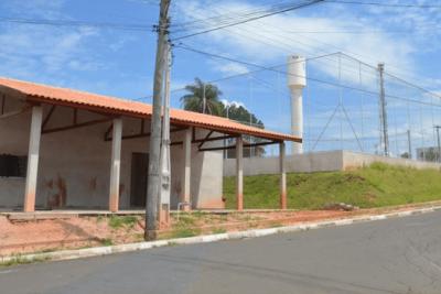 Obras do Centro Esportivo do Trabalhador do São Dimas serão retomadas