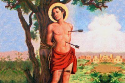Comunidade de São Sebastião festeja o padroeiro do Itamaraty