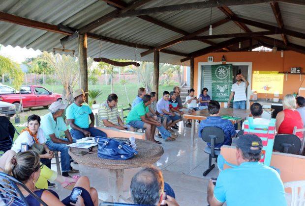 Abertas as inscrições para cursos de capacitação do Turismo Rural