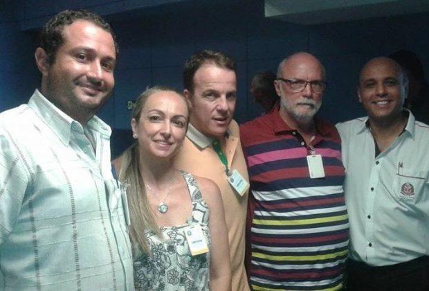 Gestores de Esportes do Circuito das Águas Paulista participam de reunião da SELJ em Campinas