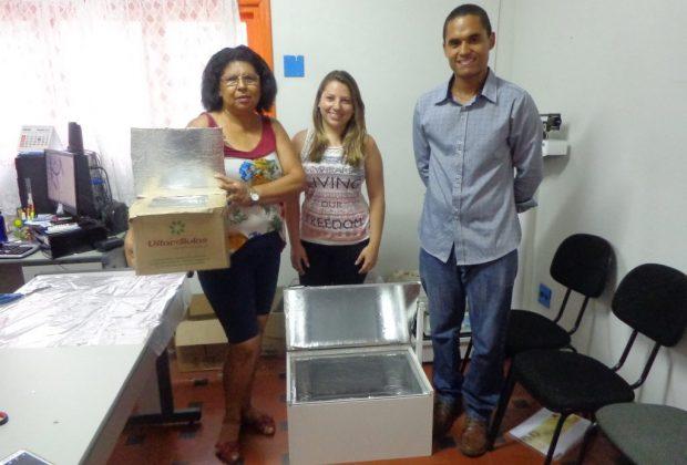 Águas de Holambra promoveu oficina de Forno Solar para a comunidade