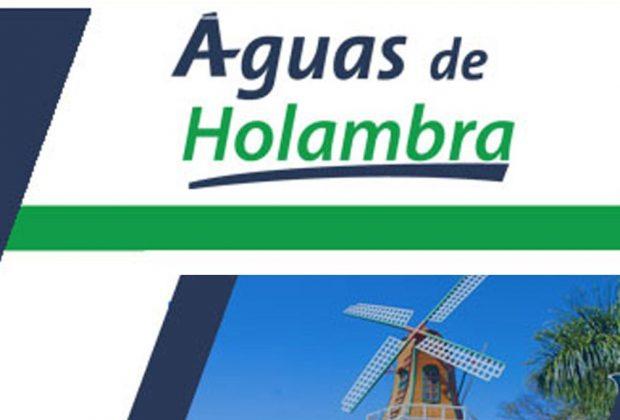 Águas de Holambra realiza hoje serviços de reparo
