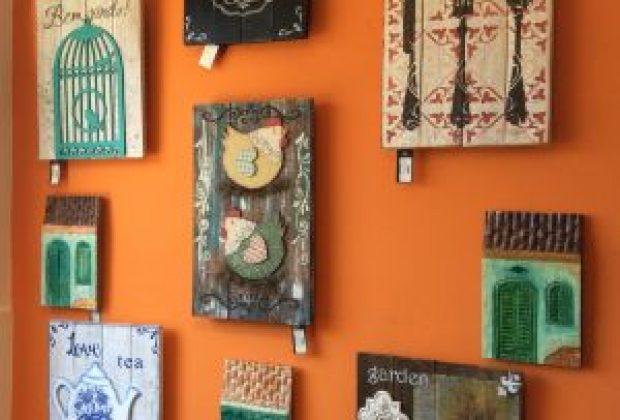 Simples e rústicos, artigos de madeira ganham originalidade nas mãos de artistas e artesãos
