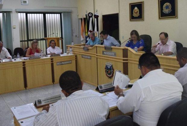 Sessão da Câmara de Holambra teve onze indicações