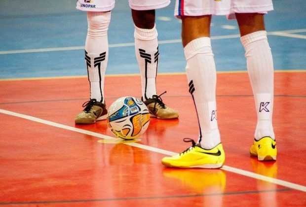 Campeonato de Futsal amador começa na sexta-feira, 18