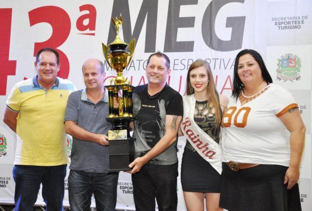 Festa no Cerâmica Clube encerra 43º edição da MEG