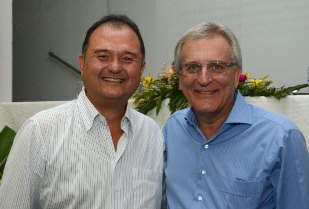 Walter Caveanha é sucedido pelo prefeito de Jabotical no CBH Mogi