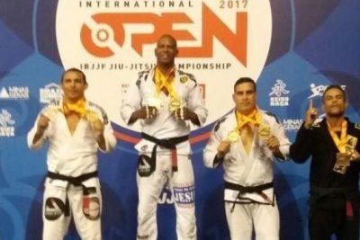 Pepe traz mais duas medalhas para o Jiu Jitsu da região