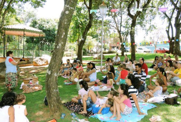 Terceira edição do pequinique literário acontece domingo, dia 2