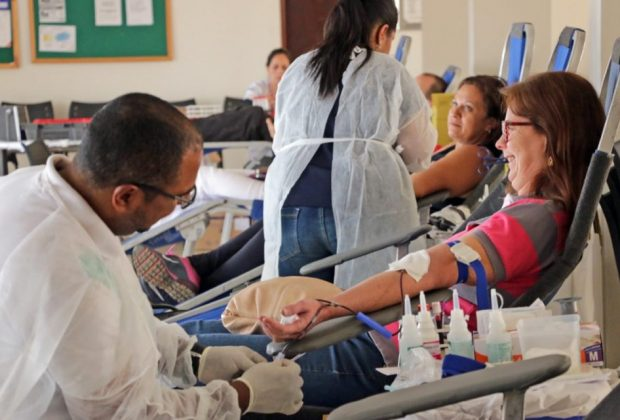 Prefeitura realiza primeira Campanha de Doação de Sangue de 2017