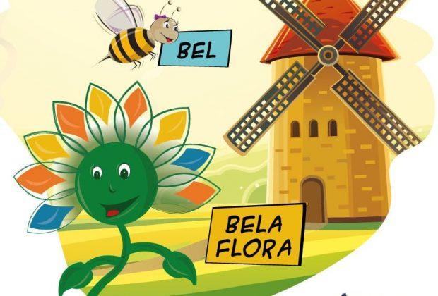 Bela Flora vence votação e será a mascote da Águas de Holambra