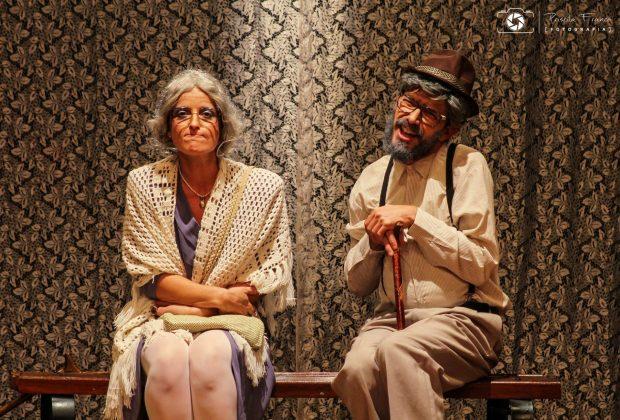 "Grupo Já leva ""Vô Romeu & Vó Julieta"" ao Teatro Municipal de Jaguariúna"