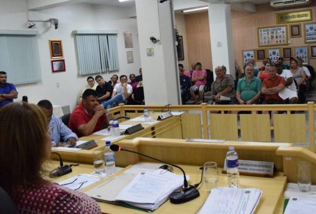 Alteração da data-base dos servidores públicos é aprovada na Câmara