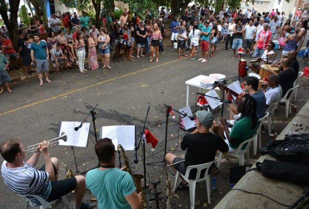 Samba na Estação abre as comemorações de aniversário da cidade neste domingo, dia 2