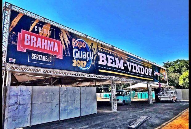 Arena totalmente coberta é novidade na 19ª EXPOGUAÇU, a maior festa de Mogi Guaçu e região