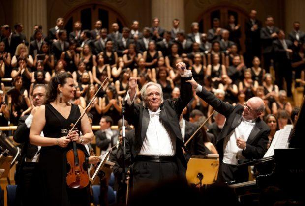 Maestro João Carlos Martins e Orquestra relembram grandes sucessos nesta quarta em Engenheiro Coelho