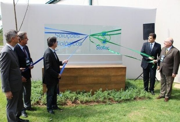 Stoller inaugura nova fábrica em Cosmópolis