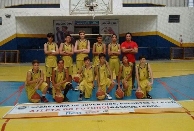 Equipe de Jaguariúna disputa segunda rodada da Liga Metropolitana de Basquete