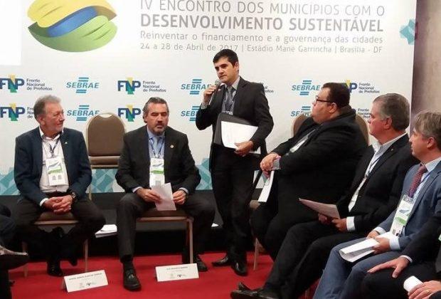 Sec. de Segurança de Engenheiro Coelho é eleito presidente do Conselho Nacional de Segurança
