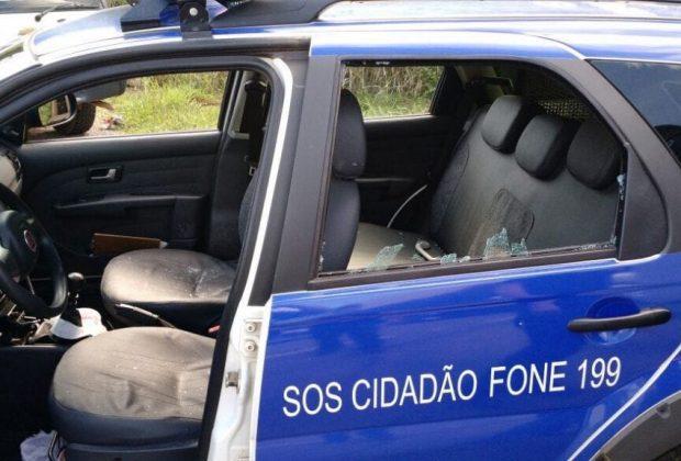 Ladrões roubam caixa eletrônico e atiram contra GMs em Jaguariúna